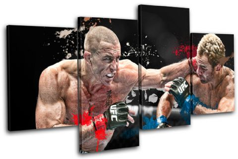 MMA Georges St. Pierre Sports - 13-2175(00B)-MP04-LO